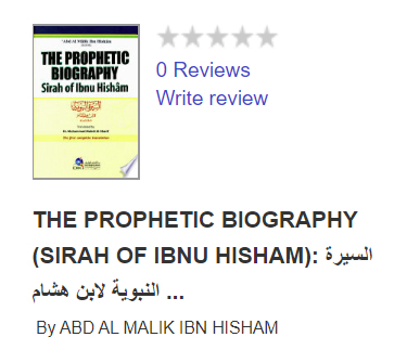 THE PROPHETIC BIOGRAPHY